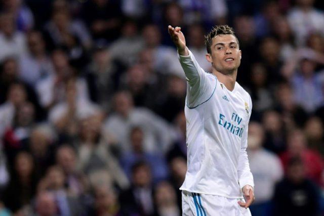 Goal glut: Cristiano Ronaldo