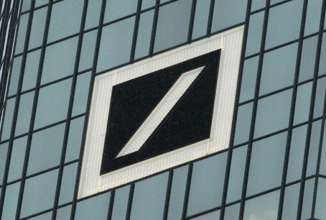 The sum in the mistaken transfer exeeds Deutsche's market cap