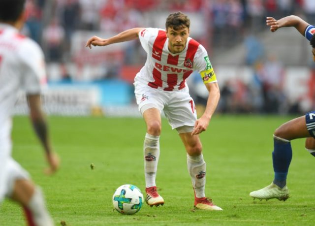 Germany defender Jonas Hector has signed a new contract with Cologne even though Sunday's draw with Schalke means relegation is almost certain