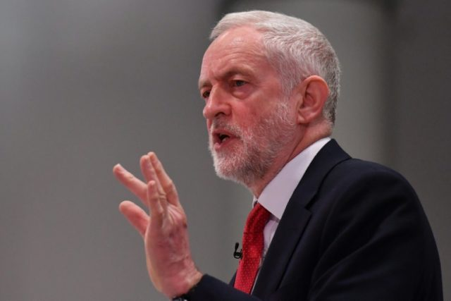 Labour leader Jeremy Corbyn is under fire from Jewish groups for his handling of an anti-Semitism row within the party
