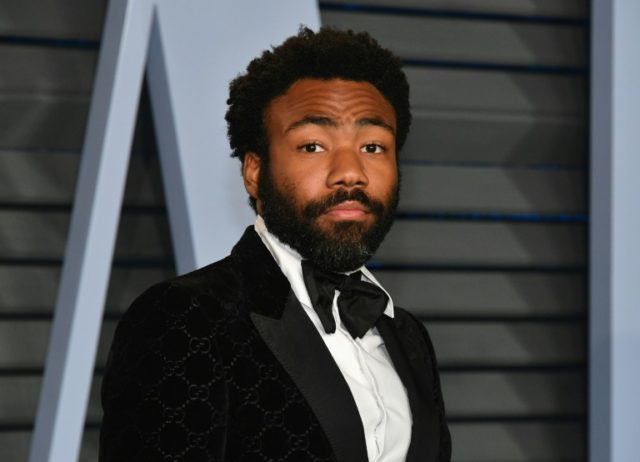 "Donald Glover is cast as a young Lando Calrissian in the much-anticipated ""Solo: A Star Wars Story"""