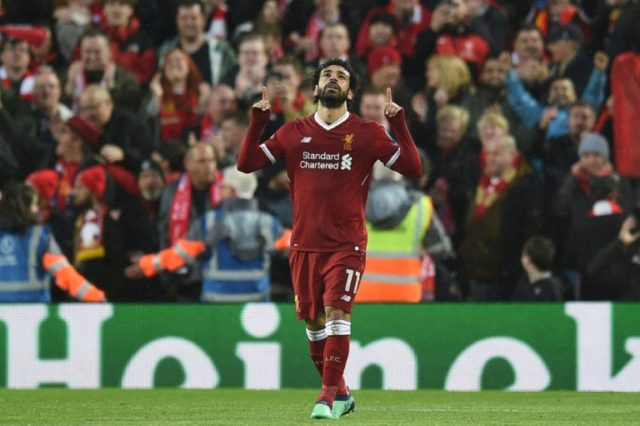 Mohamed Salah ripped apart his former club with two goals and two assists as Liverpool beat Roma 5-2
