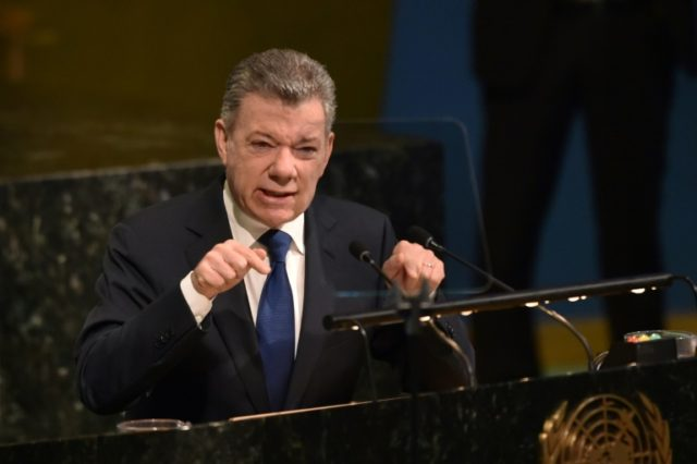 Colombian President, Juan Manuel Santos won the Nobel Peace Prize for negotiating an end to the decades-old conflict with FARC rebels