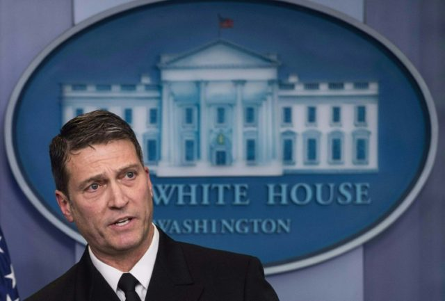 US President Donald Trump picked his White House physician Ronny Jackson to be the next secretary of veterans affairs, but his nomination was in trouble amid allegations of misconduct
