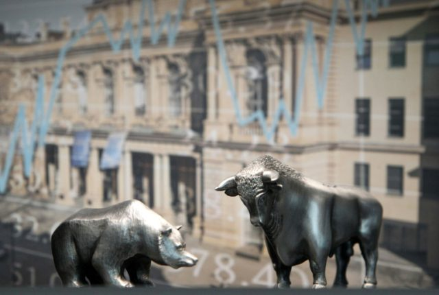 The Frankfurt stock exchange was spooked the most, though European markets as a whole were in the red