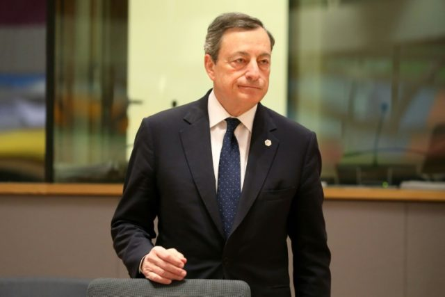 With threats to the global economy on the rise analysts expect European Central Bank chief Mario Draghi will temper expectations of a quick exit from easy money policies
