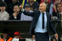 Warning: Real Madrid coach Zinedine Zidane wants no repeat of Juventus drama