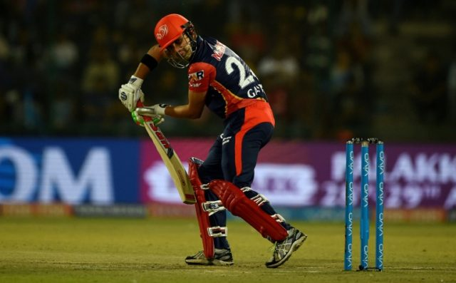 Gautam Gambhir, who led Kolkata Knight Riders to two IPL titles in 2012 and 2014, was bought by Daredevils in the January auction and subsequently made skipper ahead of the 2018 season