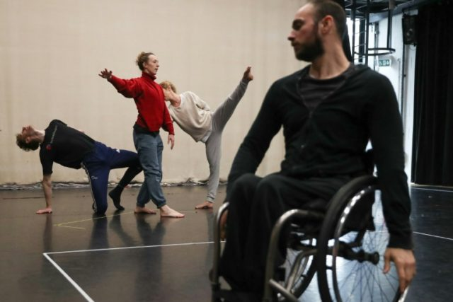 The Candoco company in Britain gives audiences a fresh twist on contemporary dance
