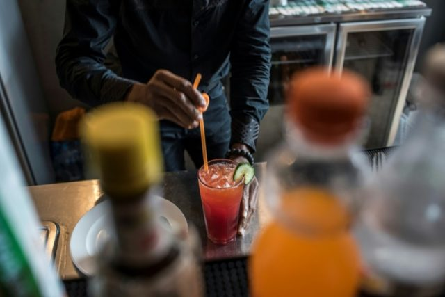 The Chapman is a non-alcoholic drink that is widely popular in Nigeria made from soft drinks and red in colour. It is drunk by young and old