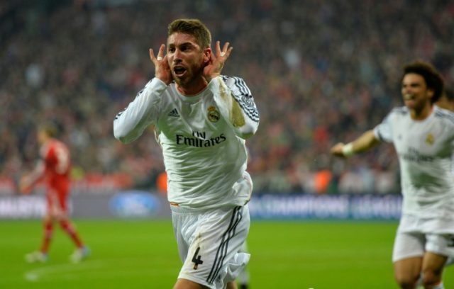 Sergio Ramos scored twice when Real Madrid inflicted Bayern's record home defeat in Europe, a 4-0 thrashing in the 2014 Champions League semi-finals