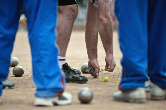 As the national federation of boules or petanque eyes recognition of the game as an Olympic sport, it has decided serious players need to smarten up and present a more dignified image in competitions