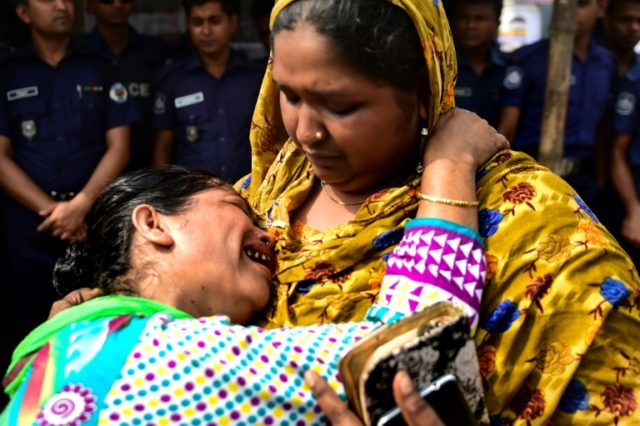 At least 1,130 people died in the 2013 Rana Plaza collapse, with more than 2,000 others injured