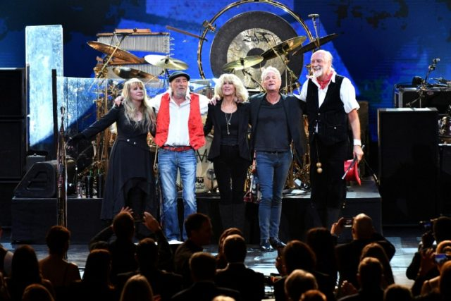 Fleetwood Mac says scheduling behind Buckingham dismissal