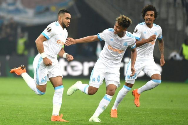 Dimitri Payet (L) and Luiz Gustavo (R) have been two of Marseille's standout performers on their run to the Europa League semi-finals