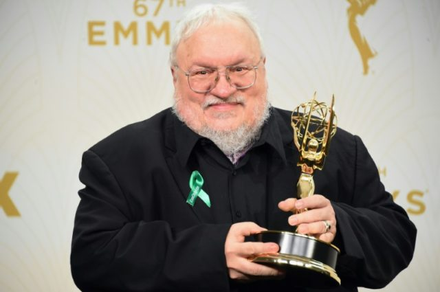 """George R.R. Martin says his new book will set out the history of the Targaryen dynasty, key players in the """"Game of Thrones"""" saga"""