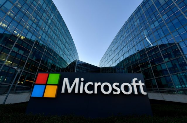 Microsoft said profit gains in the past quarter were driven by its cloud computing services for enterprises