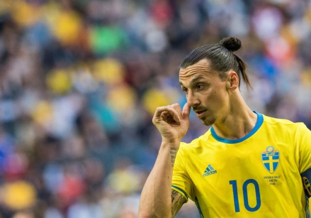 Zlatan Ibrahimovic has reportedly thumbed his nose at a possible World Cup comeback with Sweden.
