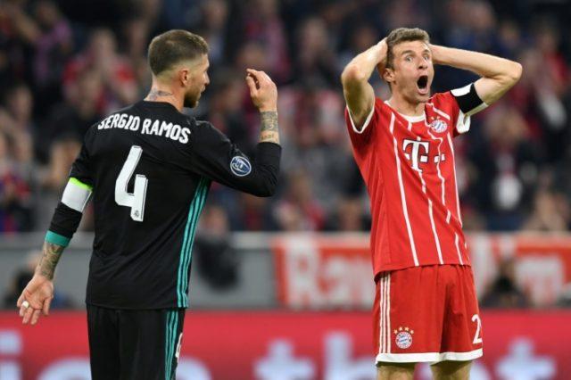 Real give Bayern's treble dreams a harsh reality check