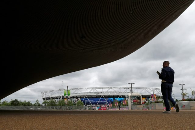 No ball: London's Olympic Stadium will not host matches in the 2019 Cricket World Cup