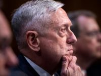 "US Defense Secretary Jim Mattis said that right now, ""we are not withdrawing"" from Syria"