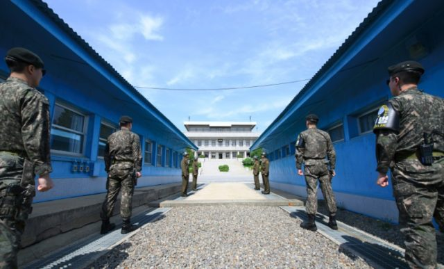 When Kim Jong Un steps over the line in the truce village of Panmunjom in the Demilitarized zone (DMZ) he will become the first North Korean leader to set foot in the South since the Korean War ended 65 years ago