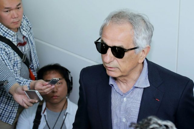 Former Japan national football national team coach Vahid Halilhodzic says he is still in shock over his ouster
