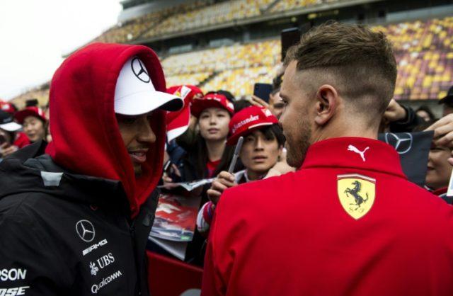 'New respect': Lewis Hamilton and Sebastian Vettel