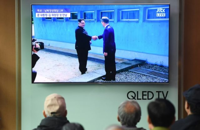 The summit is the highest-level encounter yet in a whirlwind of nuclear diplomacy