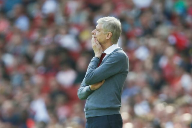 Arsene Wenger and Arsenal have been mocked over a series of statements about the manager's departure