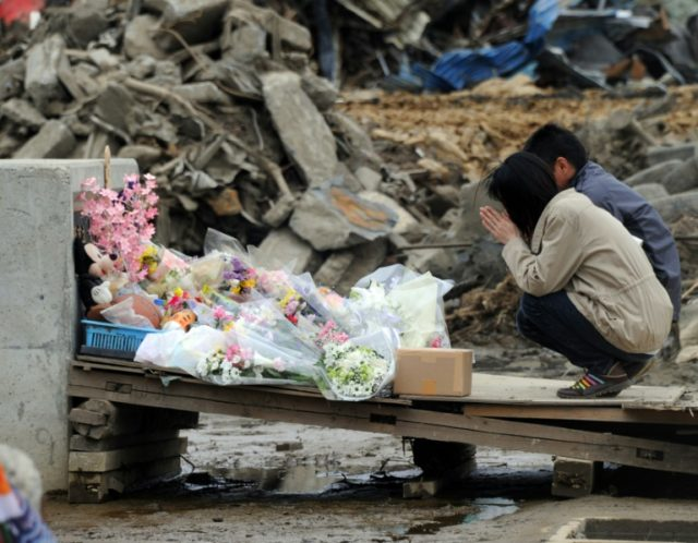 The victims, from the public Okawa Elementary School in the city of Ishinomaki, were among a total of 74 children who perished in rising waters after being told to wait for more than 40 minutes in school grounds