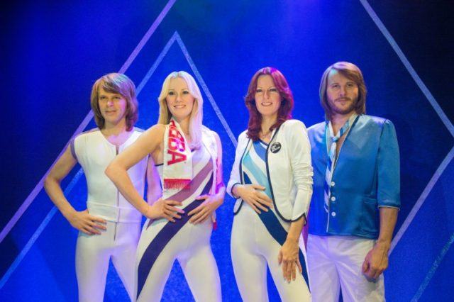 Swedish music band ABBA -- who feature as wax figures at a museum in Stockholm -- are planning to release two new songs