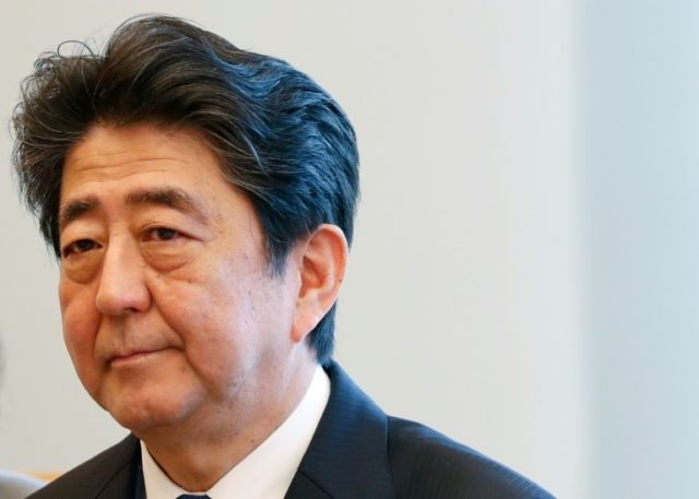 "Japanese Prime Minister Shinzo Abe welcomed the historic summit between the two Koreas but urged Pyongyang to take ""concrete action"" on denuclearisation"