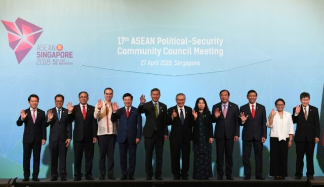SE Asian leaders to vow to fight protectionism