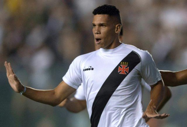 Paulinho has impressed with Vasco da Gama and is set to star in the Bundesliga next season
