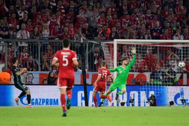 Zidane and Asensio inspire ruthless Real to victory against Bayern