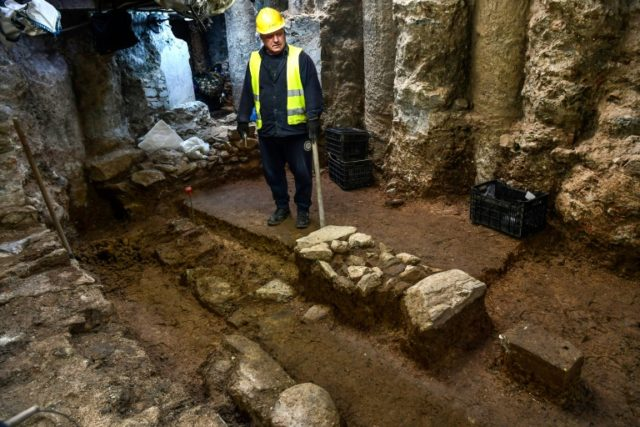Thessaloniki subway dig unearths secrets of 'city under the city'