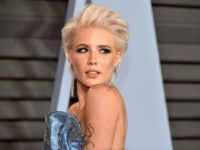 Halsey shown at the 2018 Vanity Fair Oscar Party in March -- has opened up about her struggle with endometriosis, and her on-stage miscarriage