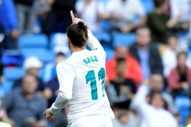 Gareth Bale scored the opener as Real Madrid warmed up for their Champions League clash with Bayern Munich by beating Leganes