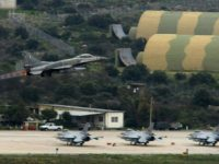 Greece decides on F-16 warplane upgrade: official