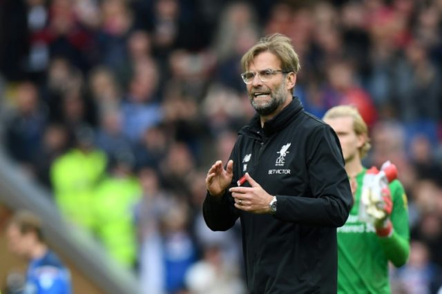 After a stalemate with Stoke in the Premier League, Liverpool manager Jurgen Klopp is now looking ahead to a midweek Champions League semi-final clash away to Roma