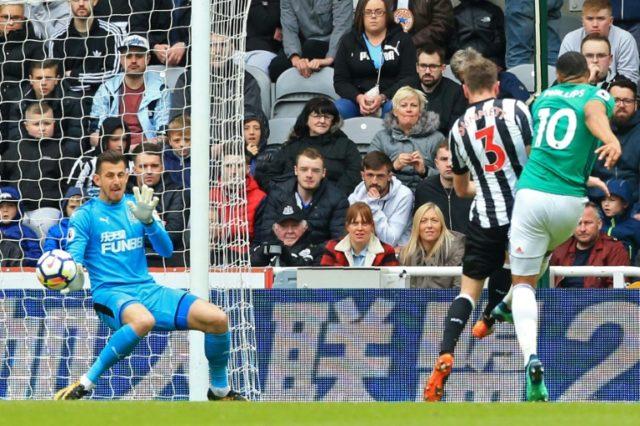 Matt Phillips' first half winner at Newcastle gave West Brom hope of avoiding relegation