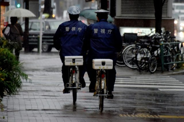 Japan enjoys one of the lowest crime rates in the developed world