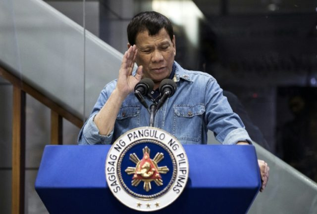 Duterte said he would bring home Filipina maids who suffered abuse