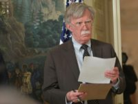 John Bolton Denies 'Coordination' with New York Times After Book Excerpt Leaks