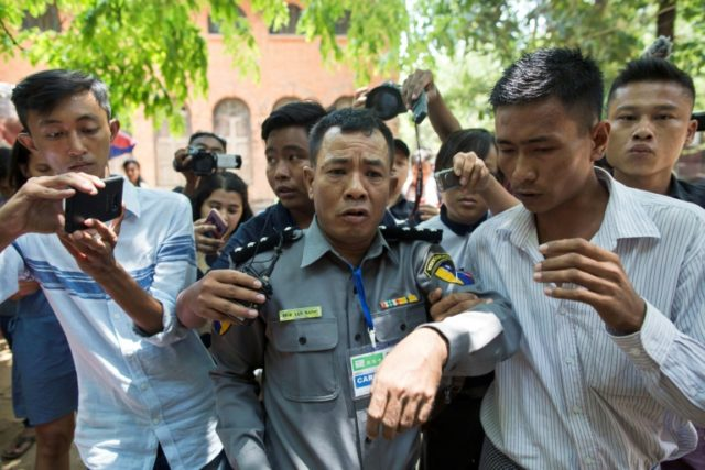 Moe Yan Naing broke ranks with his colleagues to describe a plot to entrap and arrest two Reuters journalists