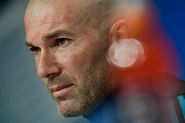 """'Zidane's Real Madrid', let's wait a bit"""