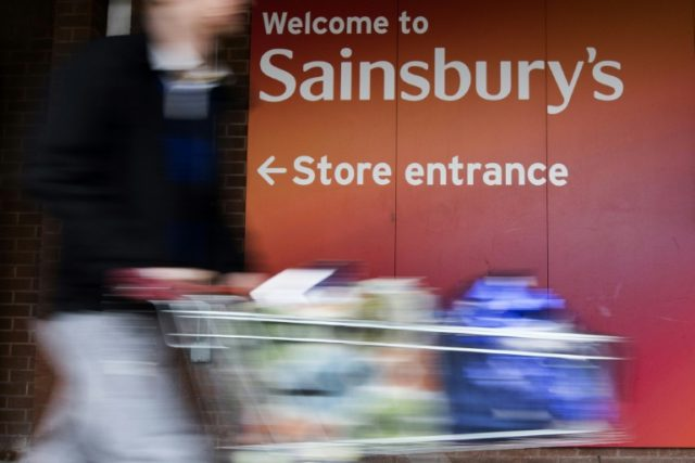 Sainsbury's is currently Britain's second largest supermarket chain