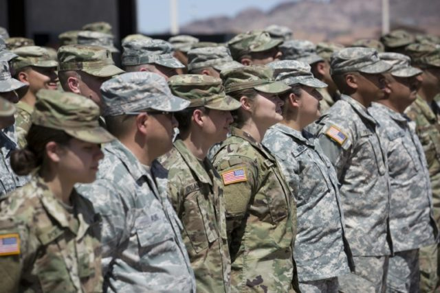 Sexual assault is surging in the US armed forces, a new report found. The armed forces attributed the higher numbers to victims feeling freer to report the crimes.