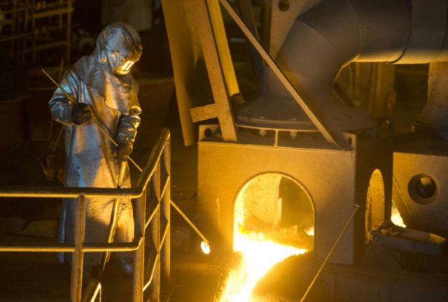 The trade war could soon get hot if the United States follows through and imposes tariffs on European steel and aluminium